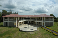 Hauptgebäude Secondary School
